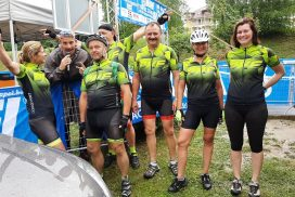 2019. június 21-23. Tour de Zalakaros DKE színekben
